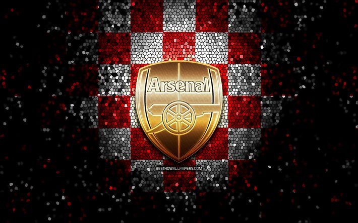 download wallpapers arsenal fc glitter
