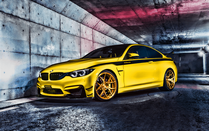 You can also upload and share your favorite 3840x1080 wallpapers. Download Wallpapers Bmw M4 Night F82 2019 Cars Tuning Bmw F82 Yellow M4 German Cars Bmw For Desktop Free Pictures For Desktop Free