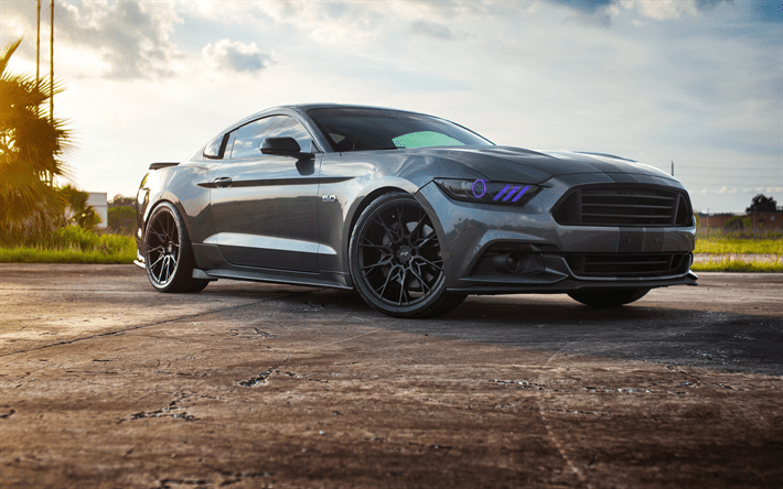 4k Wallpaper Muscle Car T 233 L 233 Charger Fonds D 233 Cran 4k Ford Mustang Tuning 2018