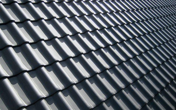 download wallpapers roof tiles texture
