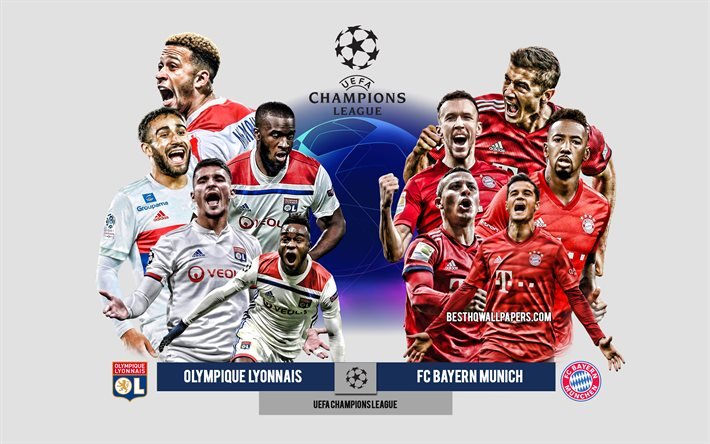 UEFA Champions League 2020- Who Will Lift The Trophy ...