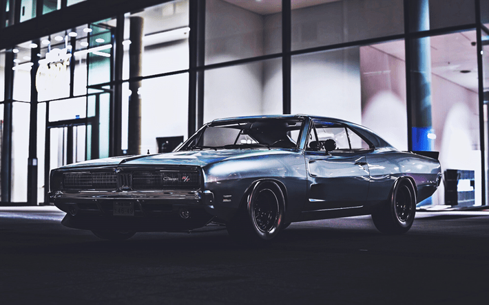1968 Dodge Charger Wallpaper Cars Download Wallpapers Dodge Charger Rt Muscle Cars 1969