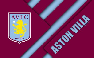 Love Wallpapers With Quotes In English Download Wallpapers Aston Villa Fc Logo Purple Blue