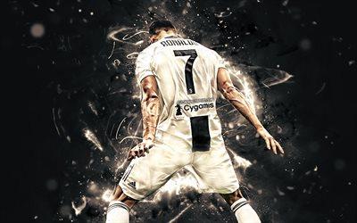 Scarica sfondi Cristiano Ronaldo celebrazione personale