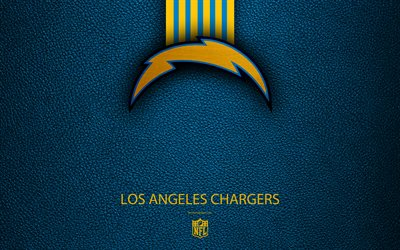 American Football Quotes Wallpaper Download Wallpapers Los Angeles Chargers 4k American