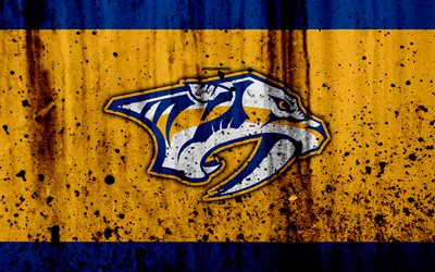 Best English Quotes Wallpaper Download Wallpapers 4k Nashville Predators Grunge Nhl