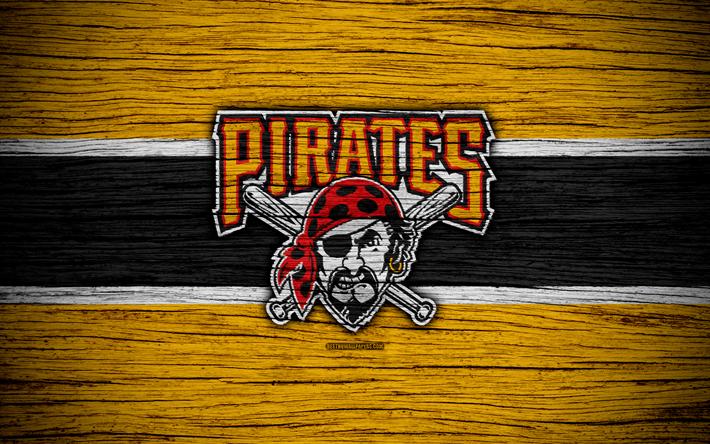 Beisbol Wallpaper 3d Descargar Fondos De Pantalla Los Piratas De Pittsburgh 4k