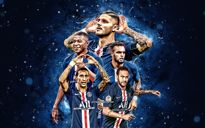 download wallpapers kylian mbappe