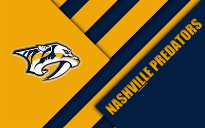 Best Quotes From The Yellow Wallpaper Download Wallpapers Nashville Predators 4k Material