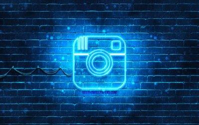 instagram 4k neon brickwall brands wallpapers desktop