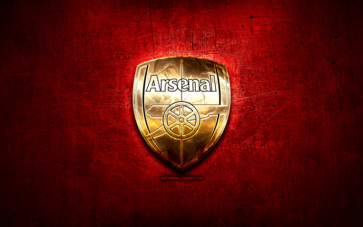 download wallpapers arsenal fc golden