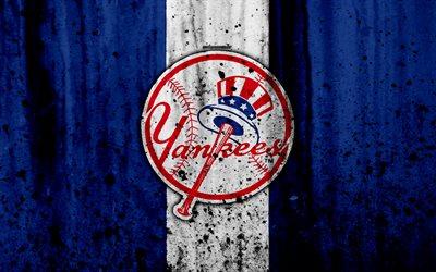 Club America Wallpaper 3d Download Wallpapers New York Yankees 4k Emblem Baseball