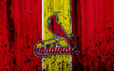 Beautiful Desktop Wallpapers With Quotes Download Wallpapers 4k St Louis Cardinals Grunge
