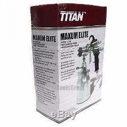 Titan Capspray Maxum Elite Hvlp Gun
