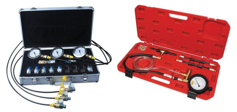 Hydraulic Pressure Test Kits