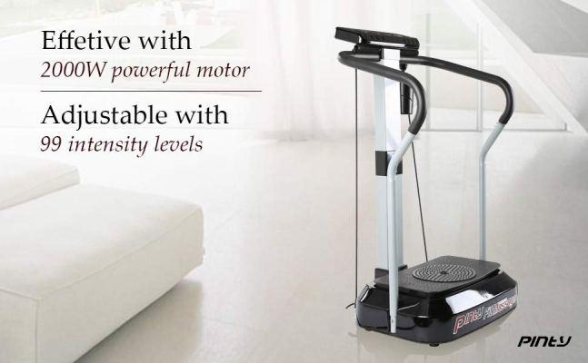 Pinty Exercise Vibration Machine