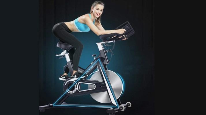 Pooboo Indoor Cycling Bike - Model LD-568