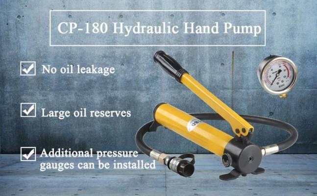 newtry cp 180 hydraulic pump parts hand pump