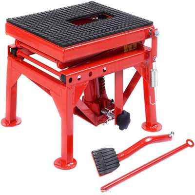 Motorcycle Lift Table Hydraulic