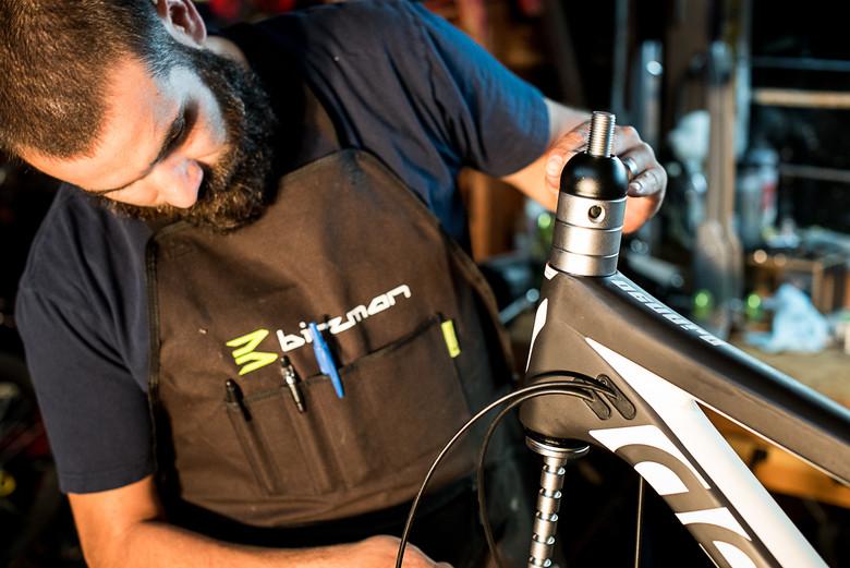 mechanic Bicycle Bearing Cup Press
