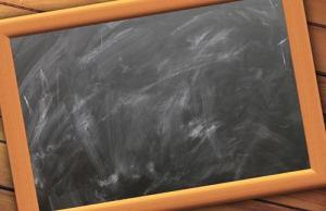 Stop smoking schoolroom metaphor