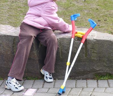 smoking crutch
