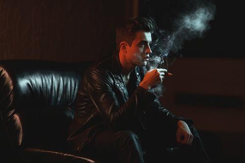 smoking block