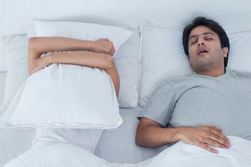Ignoring Snoring