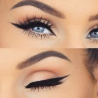 A Complete Tutorial On How To Do Cat Eye Eyeliner