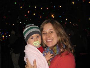 mom and teo 2011