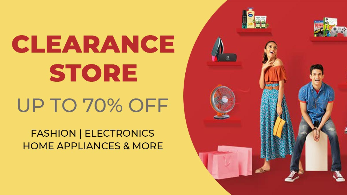 Stock Clearance Sale Online India