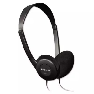 Headphones, over the head, Brand: Maxell
