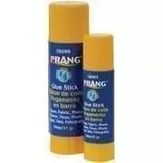 Glue stick, dries clear, .74 oz ; Brand: Prang