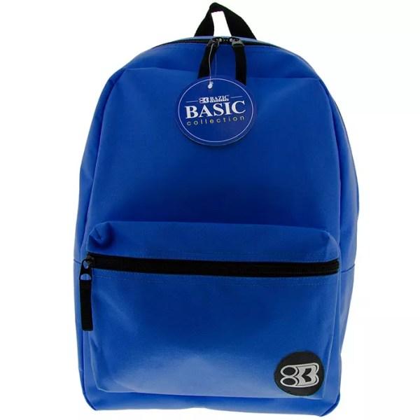 "basic value student backpack 16"""