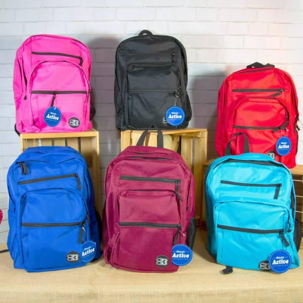 "active backpack 17"" student"
