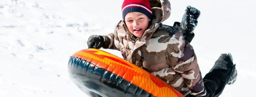 Best Inflatable Sports Inflatable Snow Tube