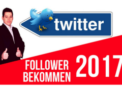Twitter follower bekommen