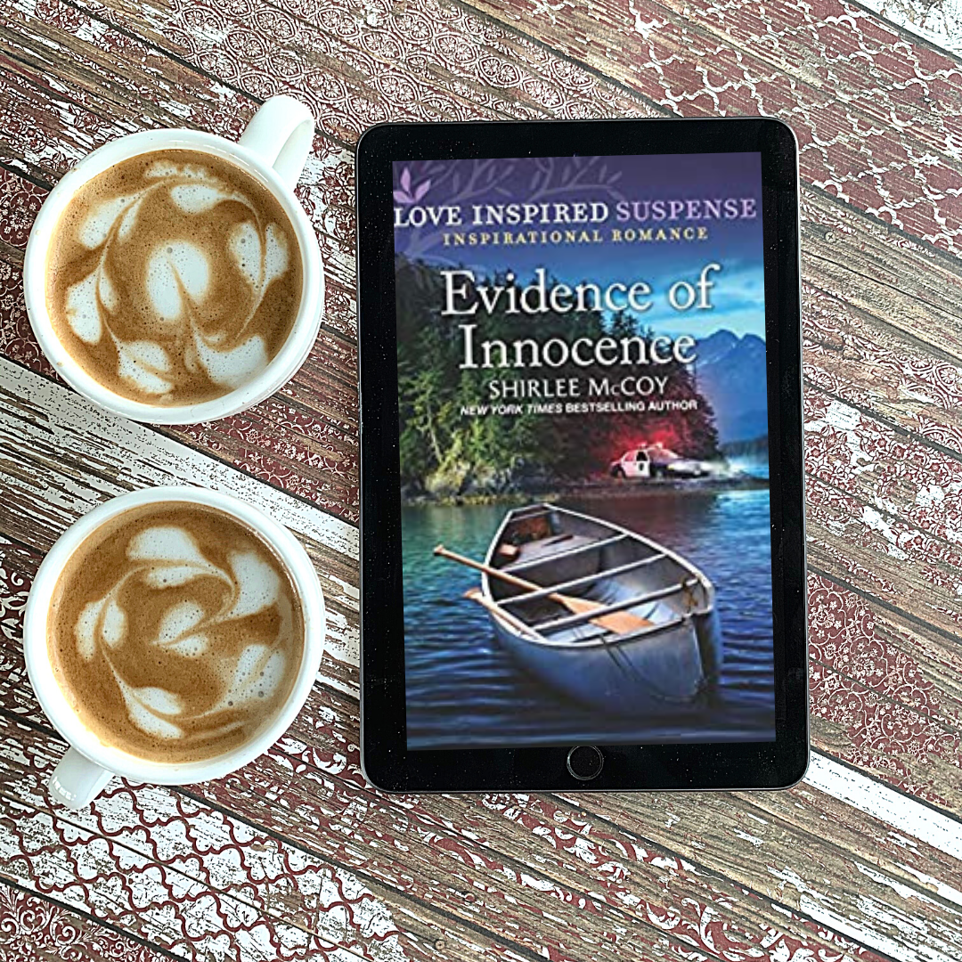 coffee and book cover
