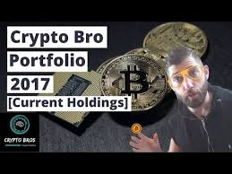 Crypto Bro Porftolio [HXT, BCC, OMG, IOTA, XLM] - YouTube