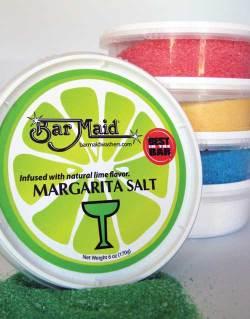 Bar Maid Margarita Salt