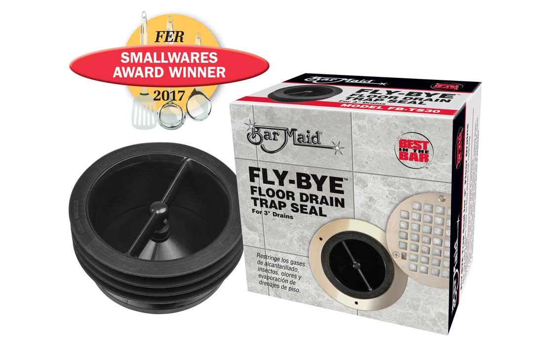 FLOOR DRAIN TRAP SEAL FB-TS20 FLY-BYE FITS 2