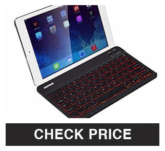 Arteck HB030B Tablet Keyboards