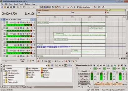 Sony Acid Pro Authentication code