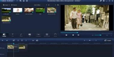 wondershare video editor Free Download