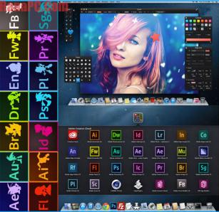 Adobe Creative Cloud Crack Mac
