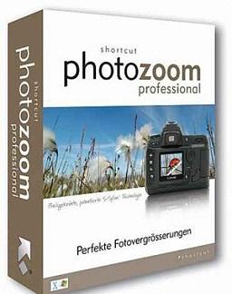 PhotoZoom Pro Crack