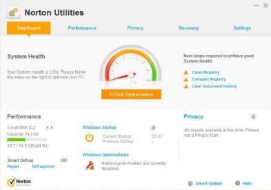 Symantec Norton Utilities Product Key