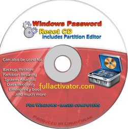 Windows Password Recovery Crack