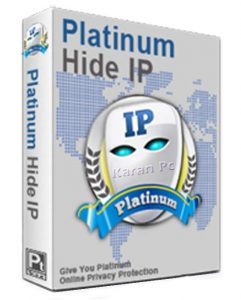Platinum Hide IP Crack
