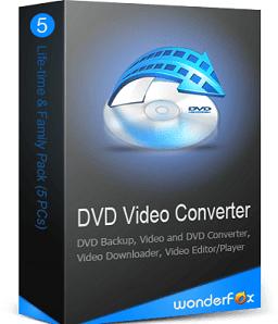 WonderFox DVD Video Converter Serial Keys